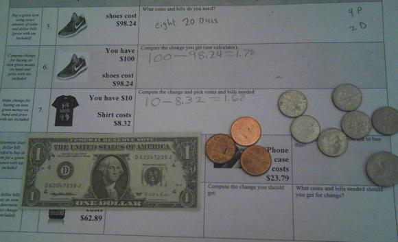 pretest money