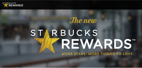 starbucks reward